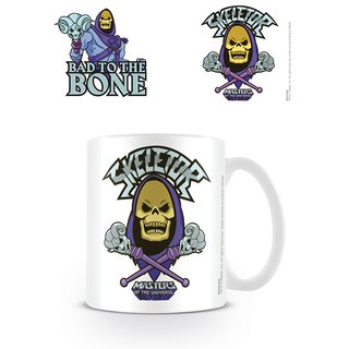 Masters Of The Universe, Skeletor Bad To The Bone Tasse