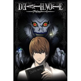 Death Note, From The Shadows Poster