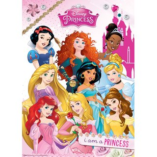 Disney Princess, I Am a Princess Poster