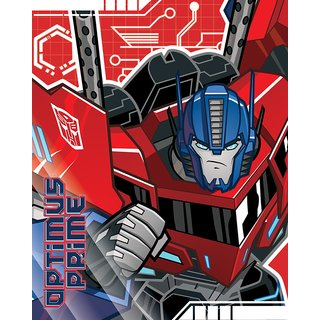 Transformers Robots In Disguise Autobots, OP Zoom Poster