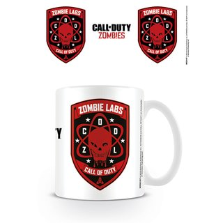 Call Of Duty, Zombie Labs Tasse