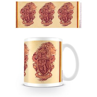 Harry Potter, Gryffindor Lion Crest Tasse