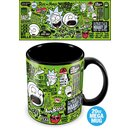 Rick and Morty, Quotes Mega Tasse