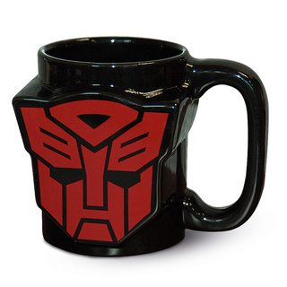 Transformers, Autobot Shield 3D Tasse