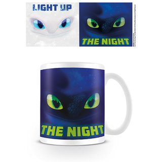 How To Train Your Dragon 3, Light Up the Night Tasse