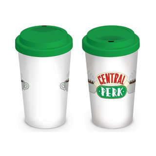 Friends, Central Perk Coffee To Go Becher