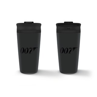 James Bond, 007 Metall Coffee To Go Becher