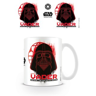 Star Wars, Rouge One Darth Vader Tasse