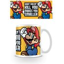 Super Mario, Makes You Smaller Tasse