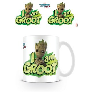 Guardians Of The Galaxy Vol 2, I Am Groot Tasse