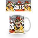 Super Mario, Like A Boss Tasse