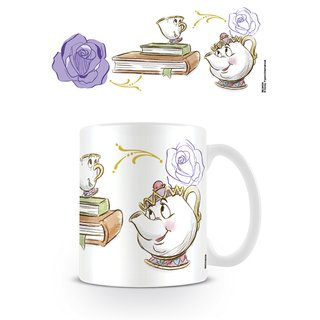 Beauty And The Beast, Chip Enchanted Tasse