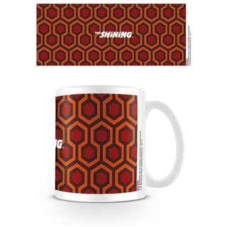 The Shining, Carpet Tasse