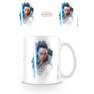Star Wars The Last Jedi, Rey Brushstroke Tasse
