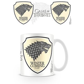 Game Of Thrones, Stark Tasse