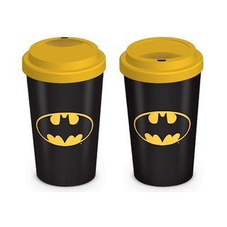 Batman, Logo Coffee To Go Becher
