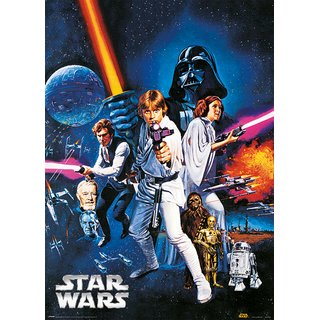 Star Wars, A New Hope Poster