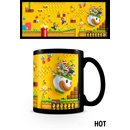 Super Mario, Gold Coin Rush Heat Change Tasse