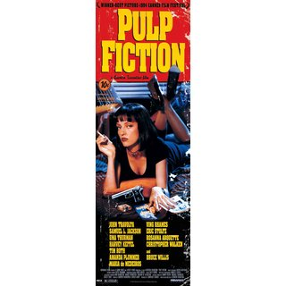 Pulp Fiction, Cover Poster