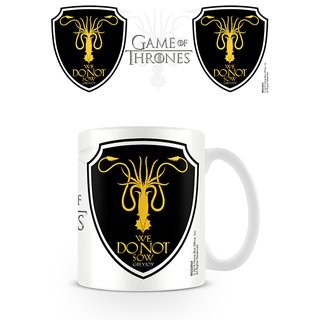 Game Of Thrones, Greyjoy Tasse