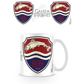 Game Of Thrones, Tully Tasse