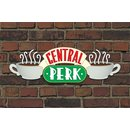 Friends, Central Perk Brick Poster