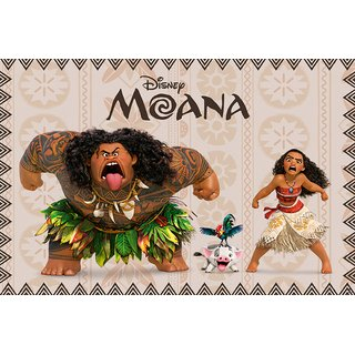 Moana, Characters Poster