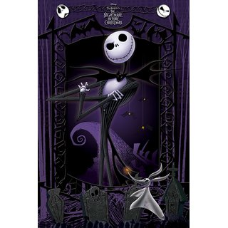 Nightmare Before Christmas, Its Jack Poster