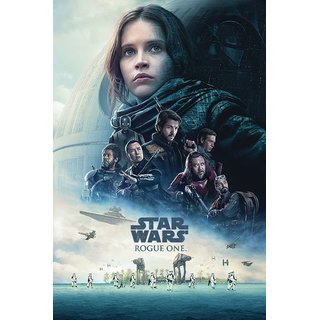 Star Wars Rogue One, One Sheet Poster